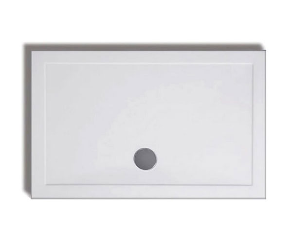 40mm Lakes Shower Tray 1200x900mm