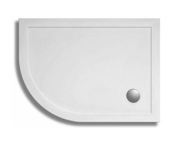 Offset Quadrant Shower Tray 1200x800