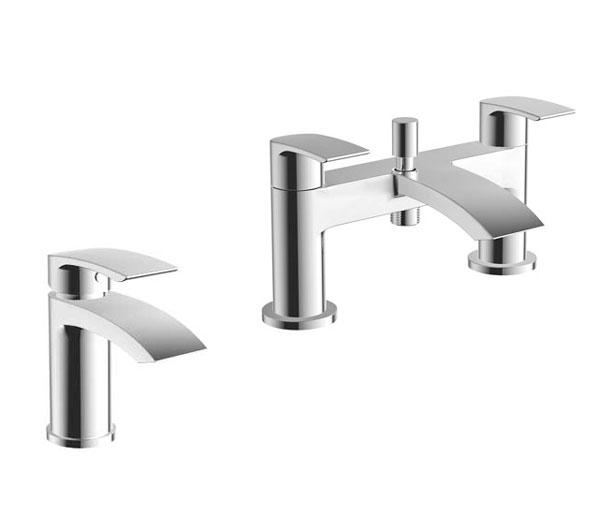 Belini Bathroom Tap Set ( Basin & Bath Mixer)