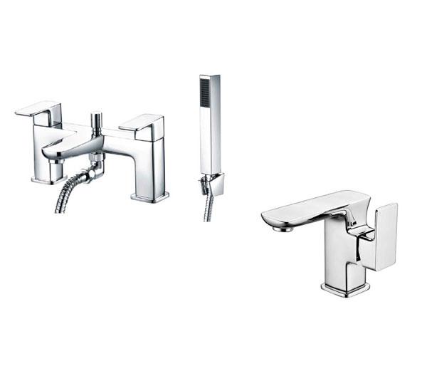 Dima Bathroom Tap Set RRP £371.98 Save 65%