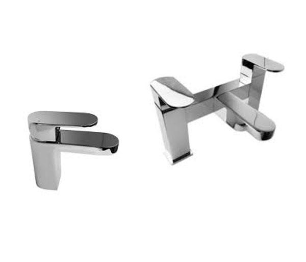 Cameo Modern Tap Set ( Basin & Bath Filler)