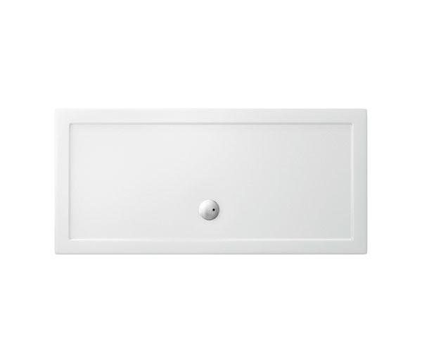 Zamori Shower Tray 1500x800 White