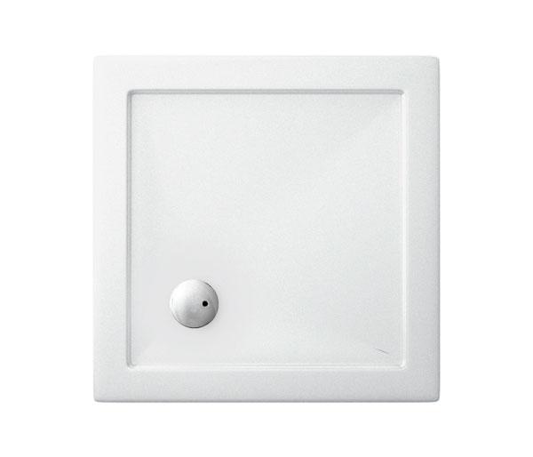 Zamori Shower Tray 700x700 White