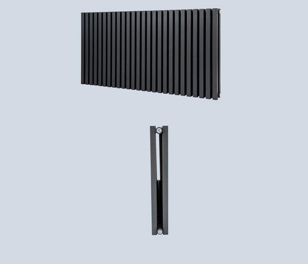 Aquarius A/Cite Horizontal Radiator 600Hx800W