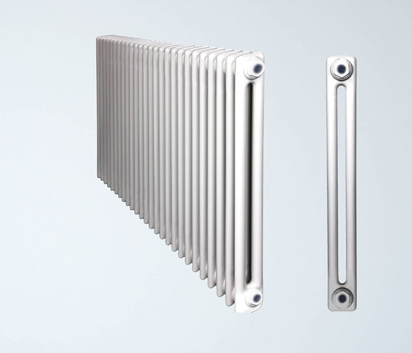 Celine White Horizontal Radiator 500Hx598W