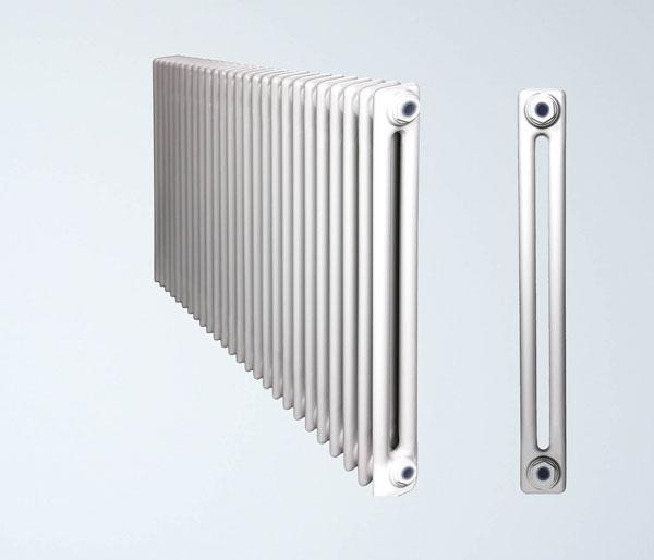 Celine White Horizontal Radiator 600Hx598W