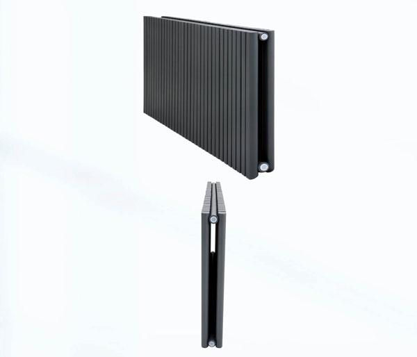 Cepheus A/Cite Horizontal Radiator 600Hx1000W