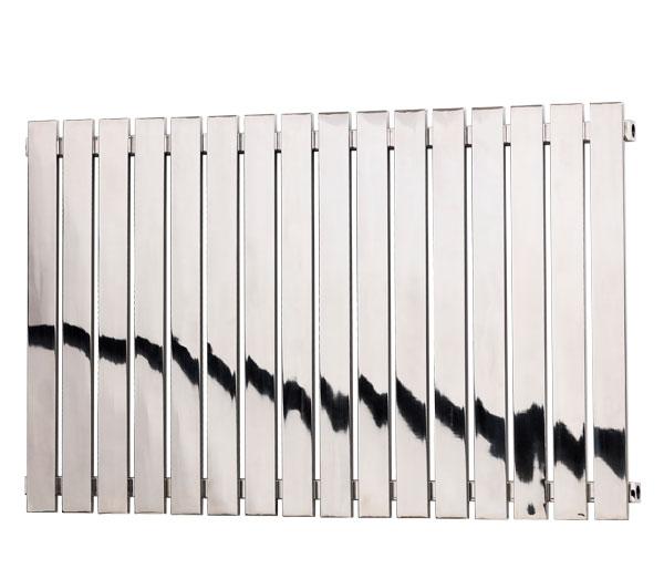 Flash Steel Horizontal Radiator 600Hx600W