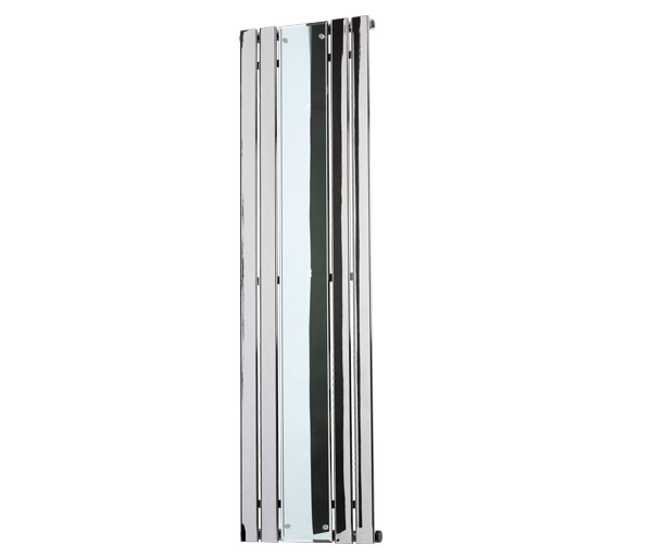 Oasis Chrome Vertical Radiator 1760Hx400W