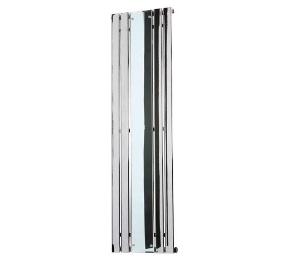 Oasis Chrome Vertical Radiator 1760Hx600W