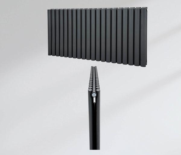 Phoenix A/Cite Horizontal Radiator 600Hx960W