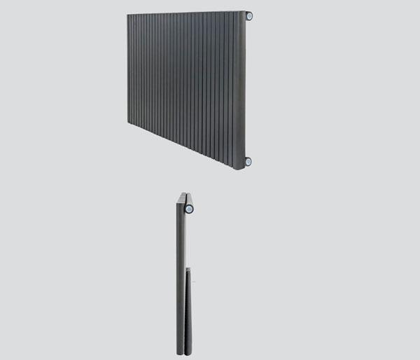 Taurus A/Cite Horizontal Radiator 600Hx1000W