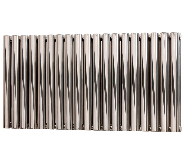 Whirlwind Steel Horiz Radiator 600Hx400W