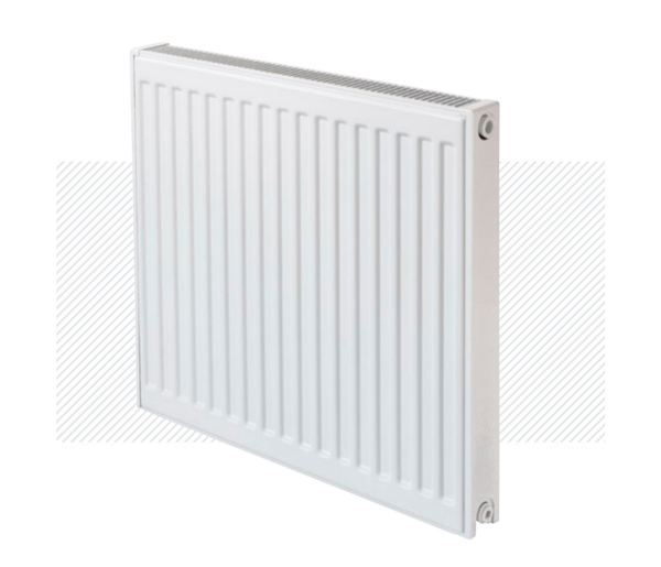 Single Convector Radiator 400x400mm
