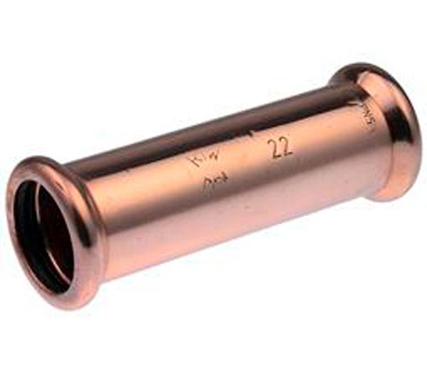 Xpress Crimp Slip Coupling (Gas) 18mm